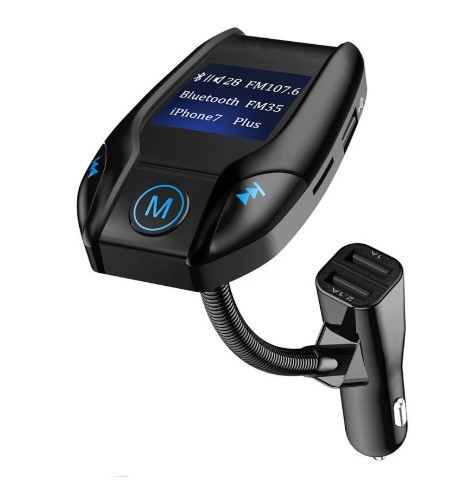 . Modulator Fm Bluetooth Multifunctional